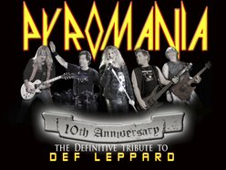 Image for Pyromania Def Leppard Tribute Band