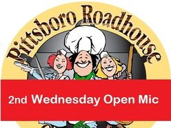 Image for 2nd Wednesday Open Mic at the Pittsboro Roadhouse
