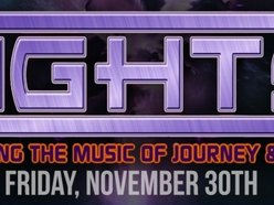 Image for LIGHTS The Premier Tribute To Journey