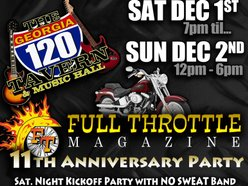 Image for Southlands Full Throttle Magazine 11th Anniversary Kickoff Party!