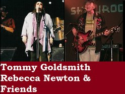 Image for Tommy Goldsmith, Rebecca Newton and Friends