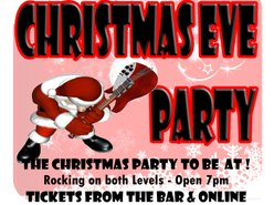 Image for DreadnoughtRock Christmas Eve Party