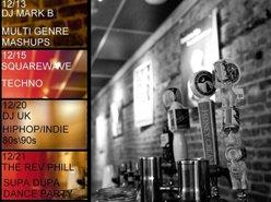 Image for 10pm in Pres Pub Annex: DJ Mark B Multi-Genre Mashups
