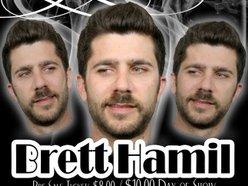 Image for Brett Hamil