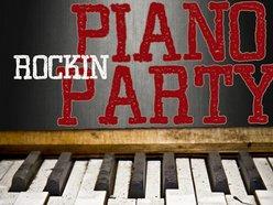 Image for Rockin' Piano Party w/Jorge Ramirez