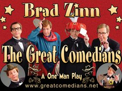 Image for Brad Zinn Great Comedians