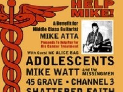 Image for Help Mike! A Benefit for Middle Class Guitarist Mike Atta