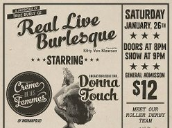 Image for Real Live Burlesque Show!!