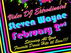Image for Totally 80's Dance Party with DJ Steven Wayne