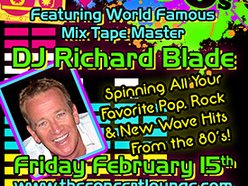 Image for Richard Blade! 80's Flashback to Valentine's Day!!!