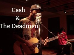 Image for Cash and the Dead Men