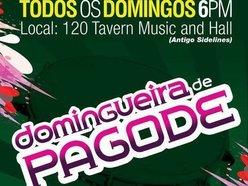 Image for Domingueira de Pagode - Samba Party!