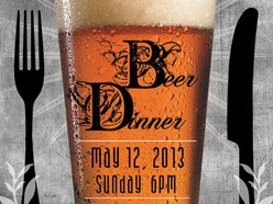 Image for Taos Mesa Brewing Beer Dinner - Pairing 5 Courses & 5 Beers