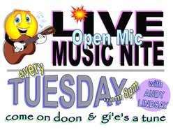 Image for Open Mic Night at The Mall in Mearns