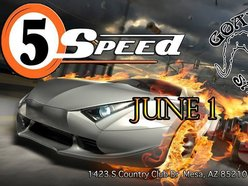 Image for 5 Speed