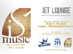 Image for Sony Music label representative