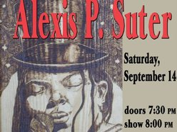 Image for ALEXIS P. SUTER BAND