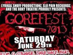 Image for GOREFEST 2013 - Day 2