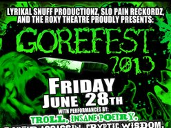 Image for GOREFEST 2013 - Day 1