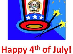 Image for Enjoy the Fourth of July! We're Closed