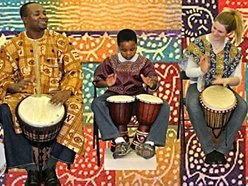 Image for African Drumming for Kids featuring Jona Masiya