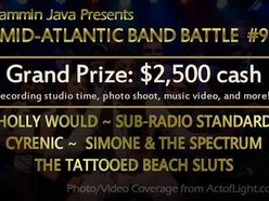 Image for Jammin Java's Mid-Atlantic Band Battle 9 - FINALS!