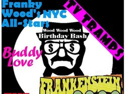 Image for Frank Wood's NYC All Stars