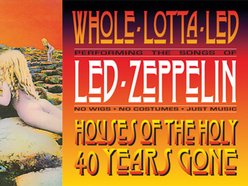 Image for Whole Lotta Led - Houses Of The Holy 40 Years Gone