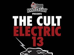 Image for The Cult – Electric 13 Tour