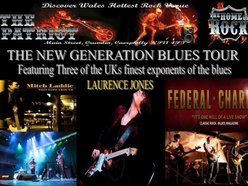 Image for THE NEW GENERATION BLUES UK TOUR FEATURING THREE OF THE FINEST RHYTHM 'N' 'BLUES ACTS IN THE UK TODAY