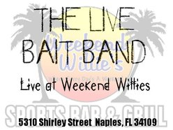 Image for Live Bait Band