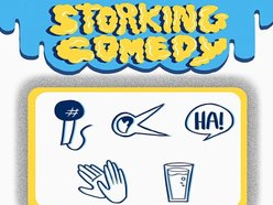 Image for STORKING COMEDY!