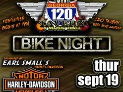 Image for Earl Small's Harley Davidson Bike Night @ The 120 Tavern & Music Hall!