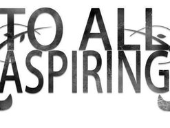 Image for to all aspring