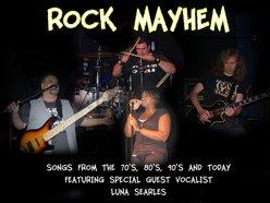 Image for ROCK MAYHEM with Special Guest Singer Luna!