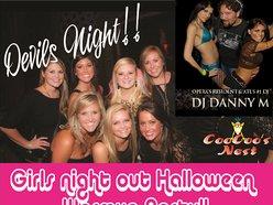 Image for DJ Danny M Opera Club's hottest DJs returns to the Nest
