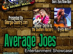 Image for Average Joe's Artist Entertainment Showcase!