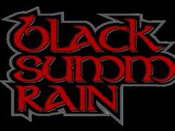 Image for Black Summer Rain