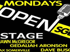 Image for OPEN STAGE TONIGHT
