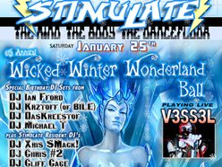 Image for STIMULATE Annual Wicked Winter Wonderland Ball 6