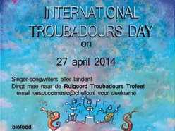 Image for International Troubadours Day