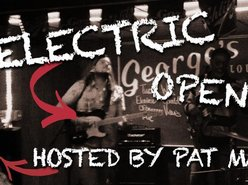 Image for ELECTRIC OPEN MIC