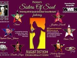 """Image for 'Sisters of Soul"""" Featuring: Anisa Stoot, Shanee', Danelle Hayes, Stephanie Anne Johnson and Josephine Howell"""
