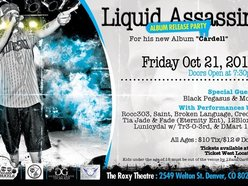 Image for Liquid Assassin CD Release Party