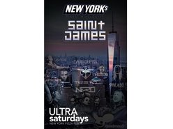 Image for Ultra Saturdays w/DJ Saint James