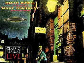 Image for CAL: David Bowie - Ziggy Stardust and the Spiders from Mars