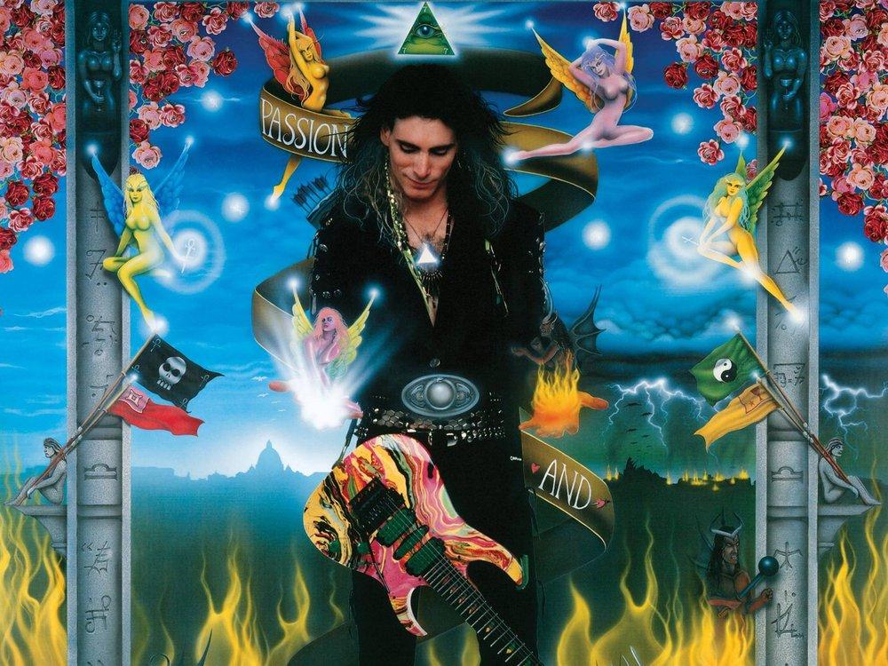 "Image for Steve Vai's ""Passion & Warfare"" 25th Anniversary Tour"