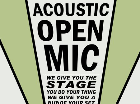 Image for Acoustic Open Mic