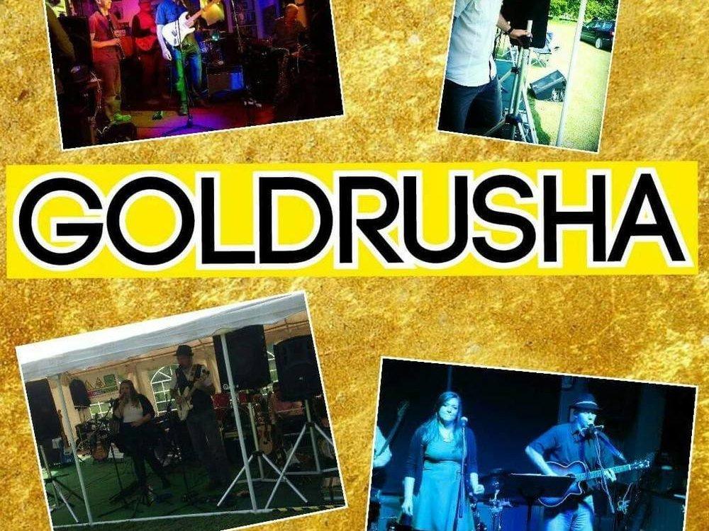 Image for Goldrusha