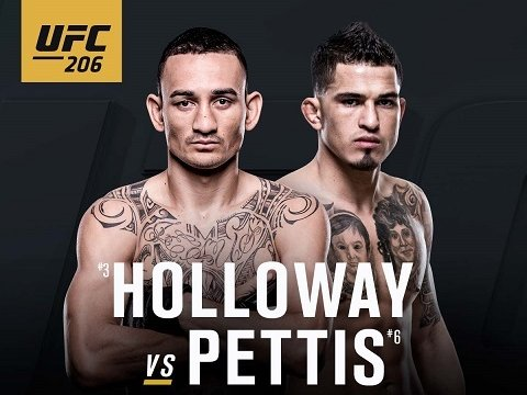 Image for UFC 206: Holloway vs. Pettis